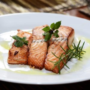 Salmone-catering